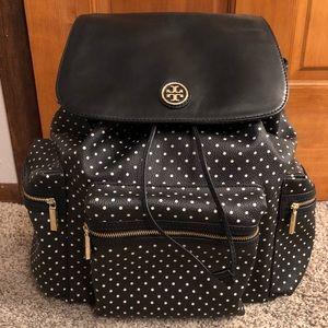 51303e6188b5 Tory Burch Kerrington Flap Backpack